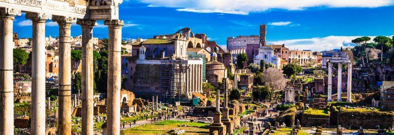 stedentrip rome