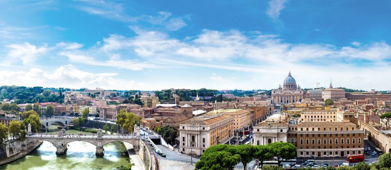 goedkope stedentrip rome