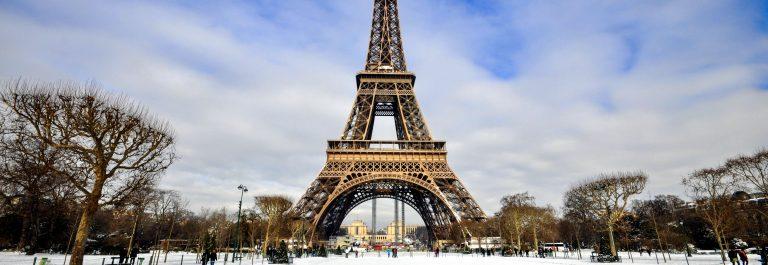 stedentrip parijs