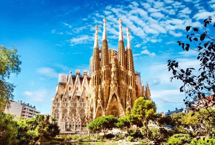 aanbieding Barcelona