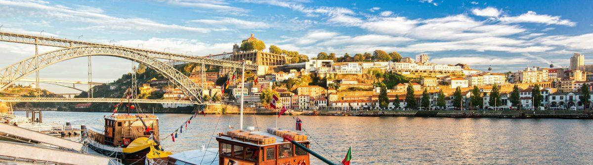 stedentrip Lissabon en porto