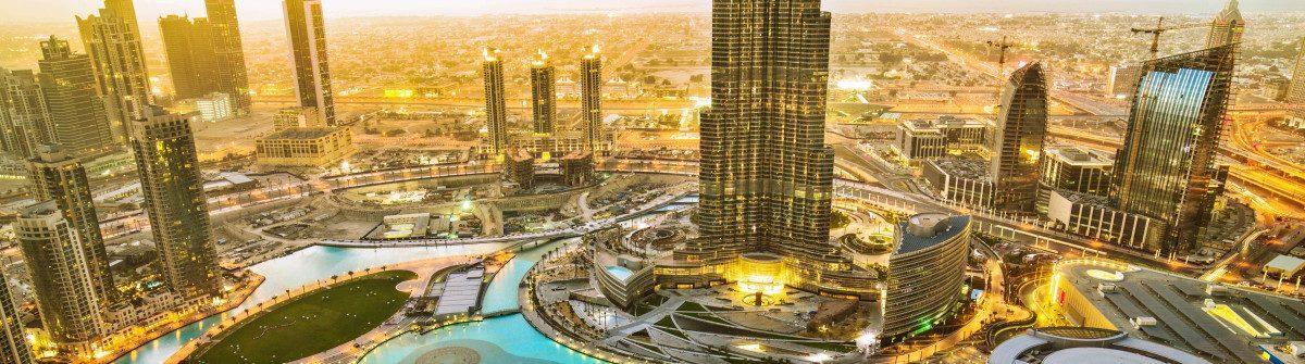 Oud en Nieuw Dubai