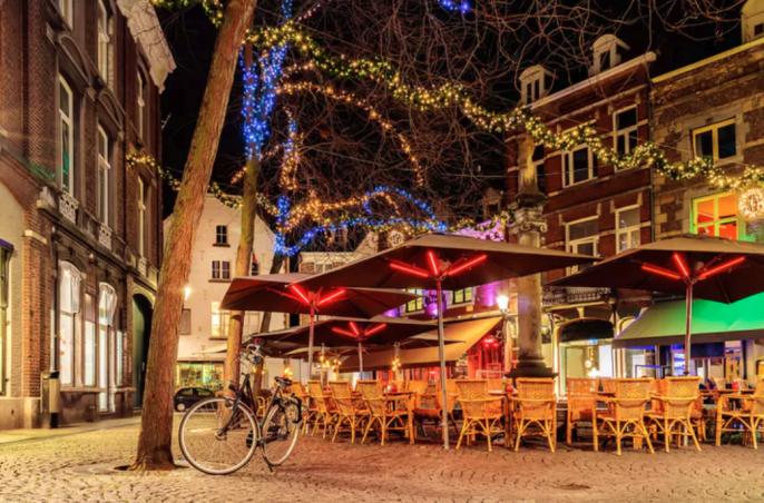 Maastricht kerstmarkt hotel