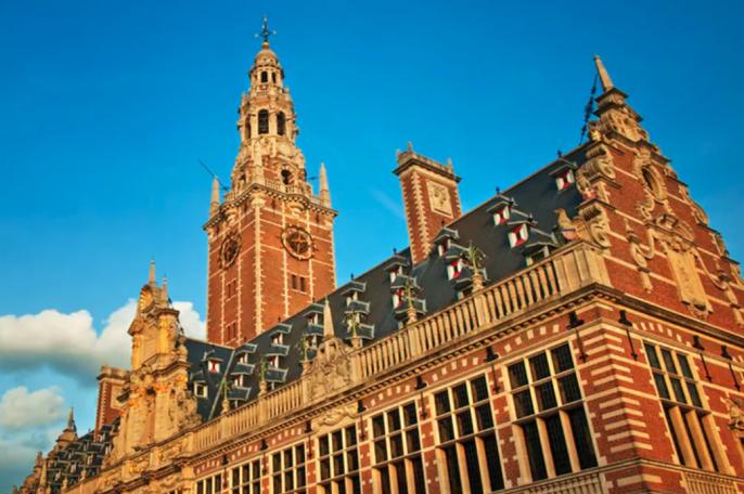 weekendje Leuven