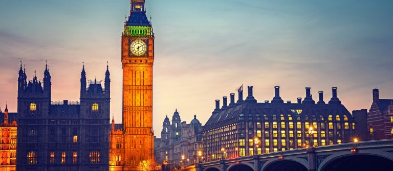 Goedkope stedentrip Londen