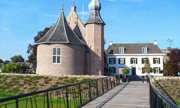 Aanbieding kasteel Coevorden