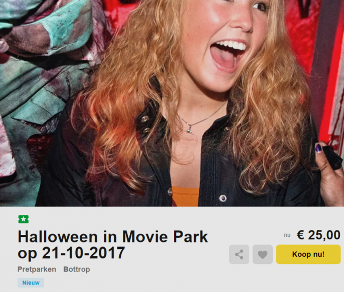 Halloween Movie Park Germany