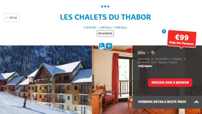 wintersport Frankrijk valfrejus