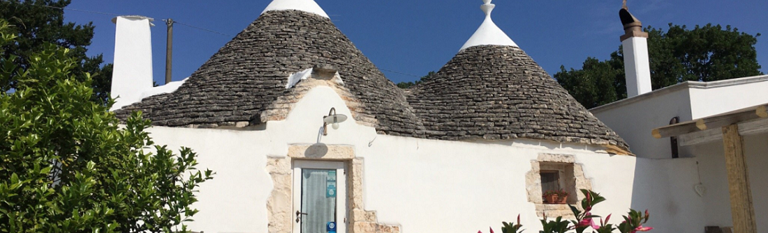 jouw traditionele trulli