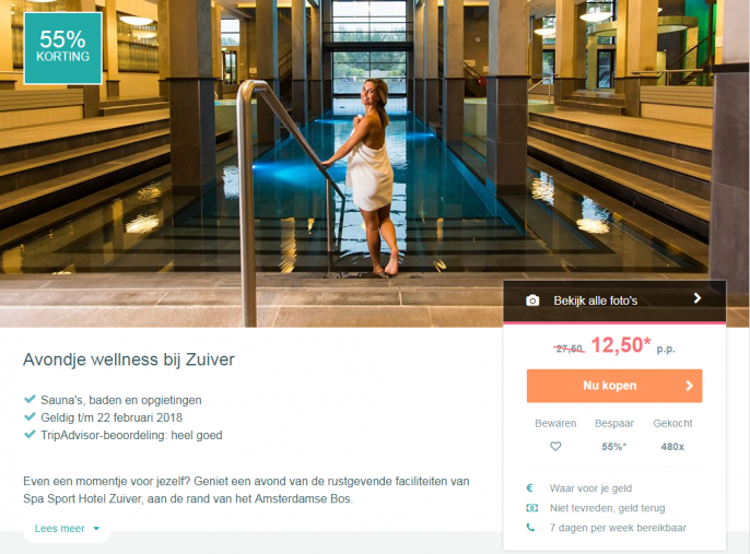 wellness amsterdam