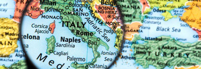 treintickets Italië