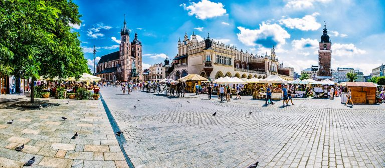 stedentrip Krakau