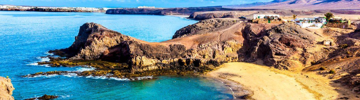 vliegtickets canarische eilanden