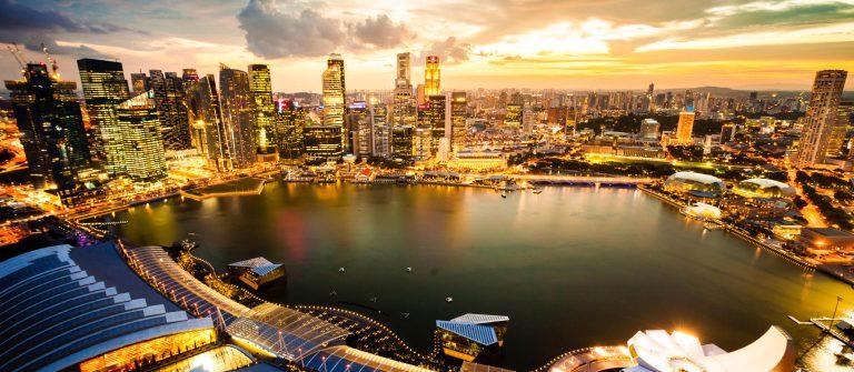vliegtickets singapore