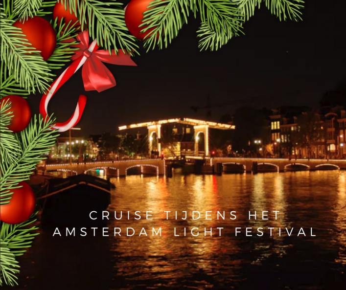 Cadeautip voor kerst Amsterdam Light Festival