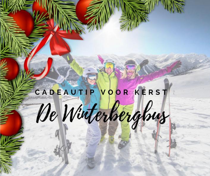 Cadeautip voor kerst - de Winterbergbus