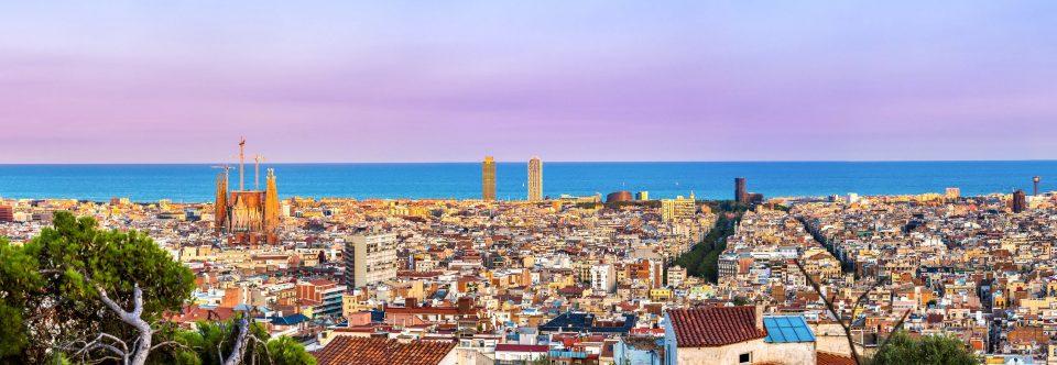 voordelige stedentrip barcelona