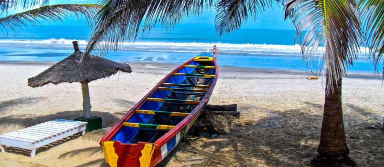 vakantie Gambia