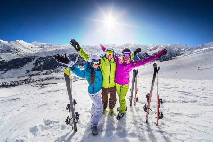 wintersport aanbieding