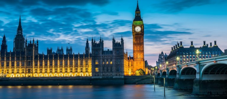 luxe stedentrip Londen