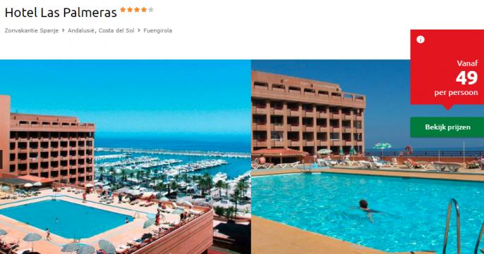 goedkope vakantie Costa del Sol