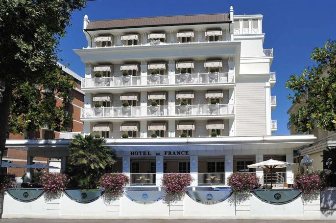 Rimini hotel de France
