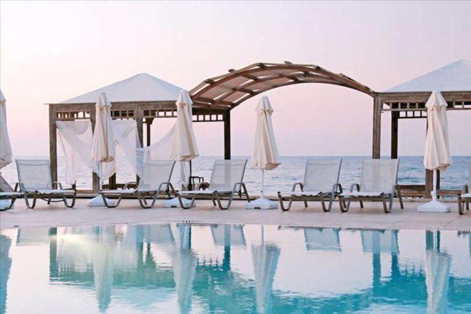 appartement aan zee Kreta