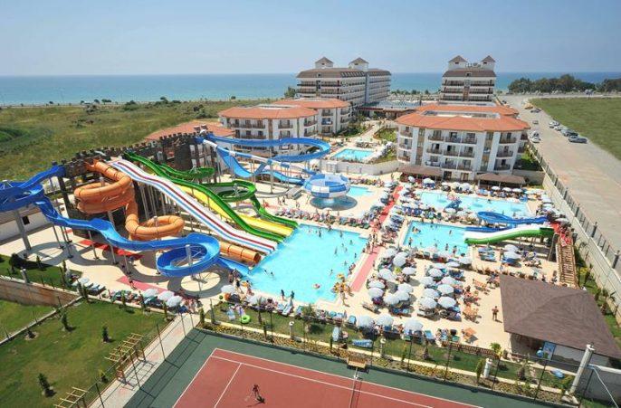 Eftalia Aqua Resort en Spa