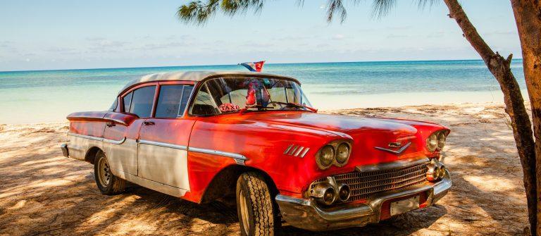 Auto in Cuba
