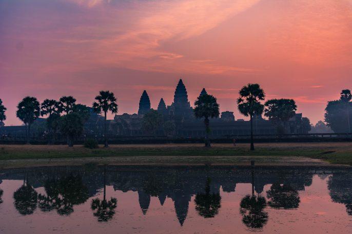 De tempels van Angkor Wat