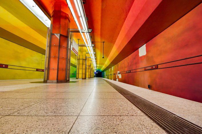 Metro Munchen