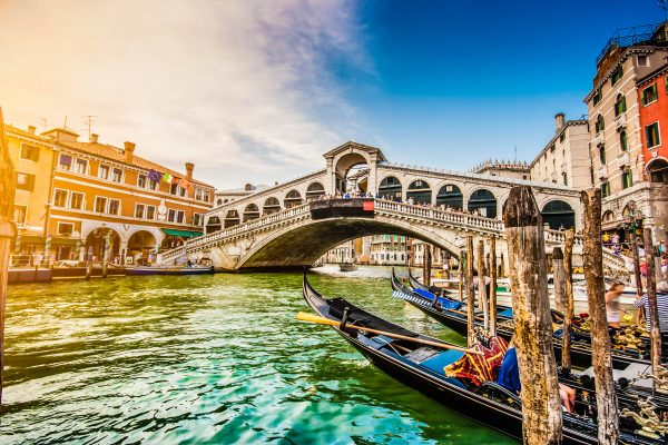 Bezoek ook Venetië