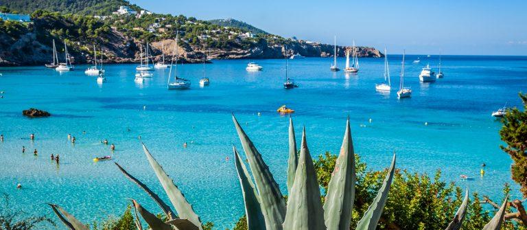 Baai op Kreta
