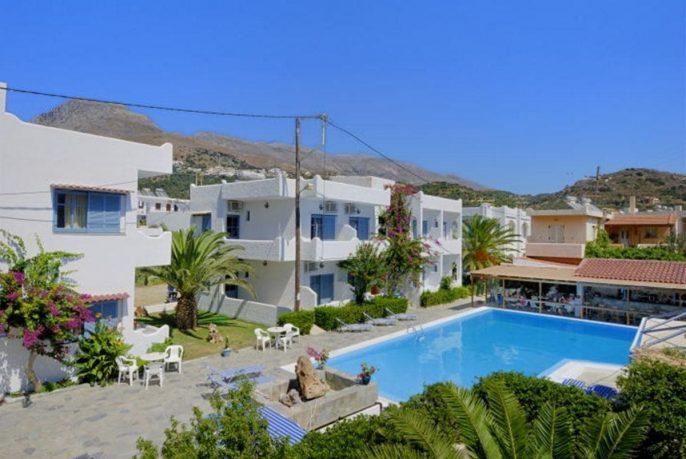Apollo Plakias Kreta