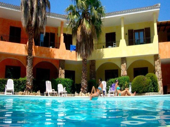 Vakantie Palau Sardinie