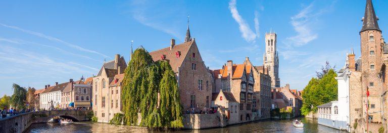 romantisch hotel Brugge