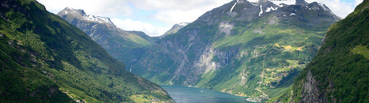 rondreis door noorwegen