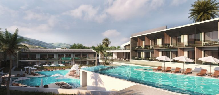 Luxe hotel Zakynthos