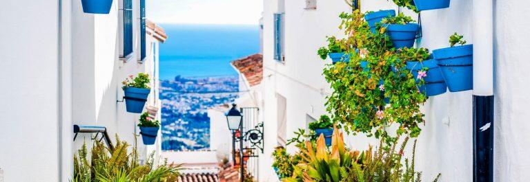 Fly en drive andalusie