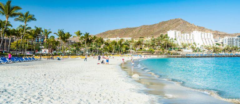 Stranden van Gran Canaria
