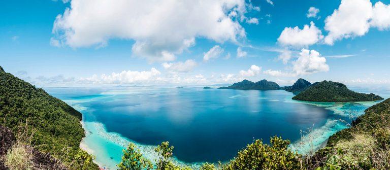 Prachtige natuur op Borneo