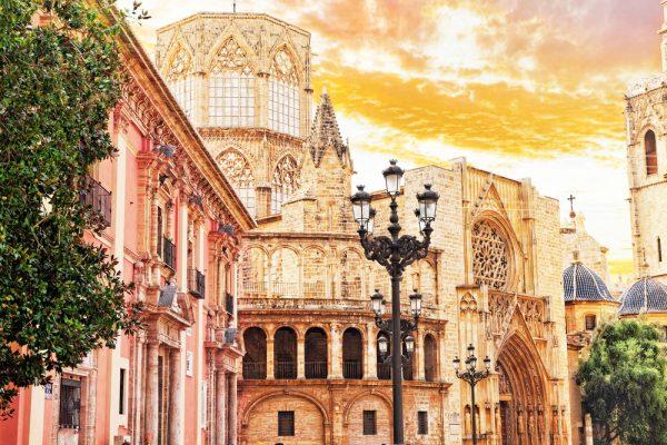 een historische stad