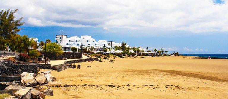 Puerto del Carmen op Lanzarote
