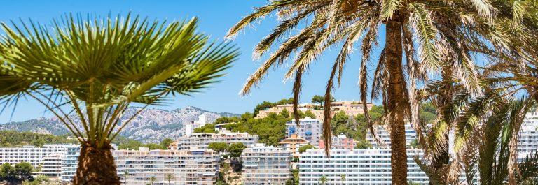 Santa Ponsa op Mallorca