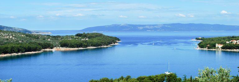 Umag in Kroatie