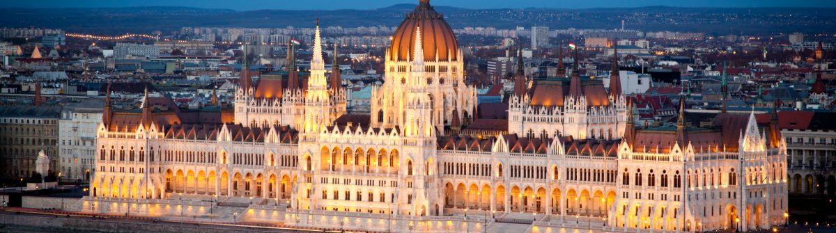 Boedapest avond