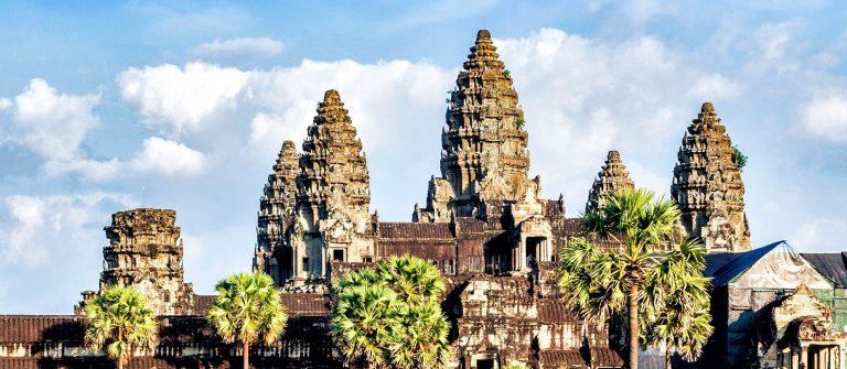 Beste reistijd Cambodja