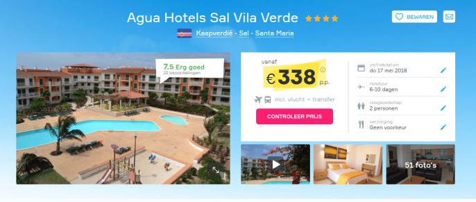 Screenshot deal Kaapverdié