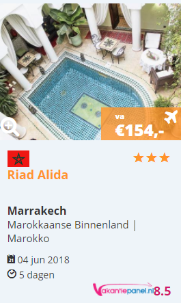 screenshot van Riad Alida