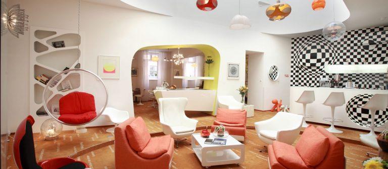 Designhotel Sax in Praag